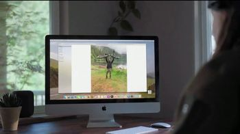 Apple Voice Control TV Spot, 'Do Everything You Love' Featuring Ian Mackay - Thumbnail 5