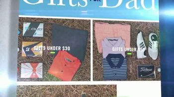 PGA TOUR Superstore TV Spot, 'Gifts for Dad' - Thumbnail 3
