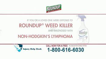 Injury Help Desk TV Spot, 'Roundup Compensation' - Thumbnail 4