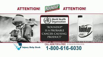 Injury Help Desk TV Spot, 'Roundup Compensation' - Thumbnail 5