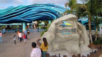 SeaWorld TV Spot, 'Tidal Twister and Electric Ocean' - Thumbnail 1
