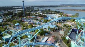 SeaWorld TV Spot, 'Tidal Twister and Electric Ocean' - Thumbnail 2