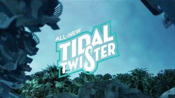 SeaWorld TV Spot, 'Tidal Twister and Electric Ocean' - Thumbnail 4