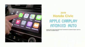 2019 Honda Civic TV Spot, 'The Advantage' [T2] - Thumbnail 3