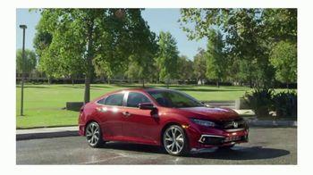 2019 Honda Civic TV Spot, 'The Advantage' [T2] - Thumbnail 5