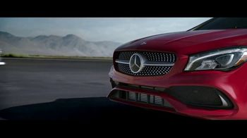 2019 Mercedes-Benz CLA TV Spot, 'Parting' [T2] - 378 commercial airings