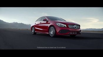2019 Mercedes-Benz CLA TV Spot, 'Parting' [T2] - Thumbnail 7