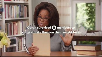 WW TV Spot, 'Oprah Facetime Launch: First Month Free' - 301 commercial airings