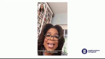 WW TV Spot, 'Oprah Facetime Launch: First Month Free' - Thumbnail 5
