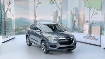 2019 Honda HR-V LX TV Spot, 'City Living & Outdoor Adventure' [T1] - 1 commercial airings
