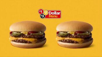 McDonald's $1 $2 $3 Dollar Menu TV Spot, 'Double Down' - Thumbnail 5