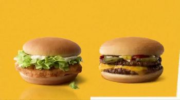 McDonald's $1 $2 $3 Dollar Menu TV Spot, 'Double Down' - Thumbnail 7