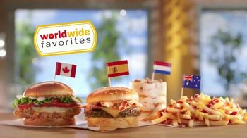 McDonald's Grand McExtreme Bacon Burger TV Spot, 'Popular in Spain' - Thumbnail 9