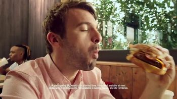 McDonald's Grand McExtreme Bacon Burger TV Spot, 'Popular in Spain' - Thumbnail 8