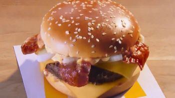 McDonald's Grand McExtreme Bacon Burger TV Spot, 'El favorito de España' [Spanish] - Thumbnail 2