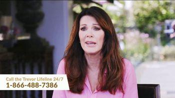 The Trevor Project TV Spot, 'Lisa Vanderpump supports The Trevor Project' - Thumbnail 5