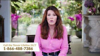 The Trevor Project TV Spot, 'Lisa Vanderpump supports The Trevor Project' - Thumbnail 6