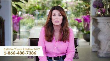 The Trevor Project TV Spot, 'Lisa Vanderpump supports The Trevor Project' - Thumbnail 7