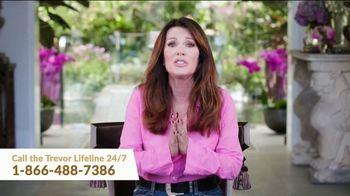 The Trevor Project TV Spot, 'Lisa Vanderpump supports The Trevor Project' - Thumbnail 8