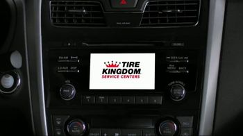 Tire Kingdom TV Spot, 'Buy Three Get One Free: $70 Mail-In Rebate' - Thumbnail 1