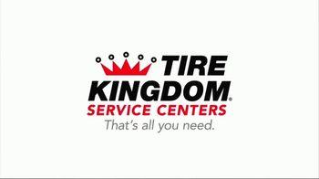 Tire Kingdom TV Spot, 'Buy Three Get One Free: $70 Mail-In Rebate' - Thumbnail 9