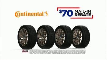 Tire Kingdom TV Spot, 'Buy Three Get One Free: $70 Mail-In Rebate' - Thumbnail 4