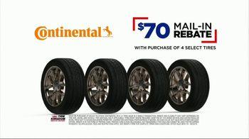 Tire Kingdom TV Spot, 'Buy Three Get One Free: $70 Mail-In Rebate' - Thumbnail 5