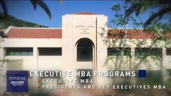 Pepperdine University Graziadio Business School TV Spot, 'Executive MBA Programs' - Thumbnail 5