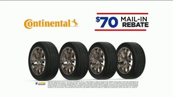 National Tire & Battery TV Spot, 'Continental Tires' Featuring Richie Schley - Thumbnail 6