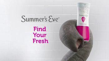 Summer's Eve TV Spot, 'The Elephant in the Bathroom' - Thumbnail 9
