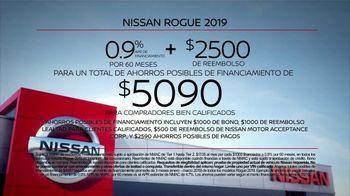 2019 Nissan Rogue TV Spot, 'Lo que mueve a la gente' canción de AWOLNATION [Spanish] [T2] - Thumbnail 7