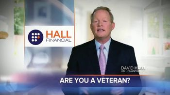 Hall Financial TV Spot, 'Veteran' - Thumbnail 1