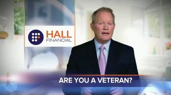 Hall Financial TV Spot, 'Veteran' - Thumbnail 2