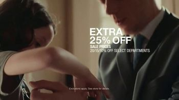 Macy's Father's Day Sale TV Spot, 'Extra 25 Percent Off' - Thumbnail 6
