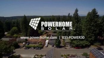 Power Home Solar & Roofing TV Spot, 'The Scariest Sight' - Thumbnail 9