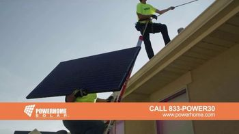 Power Home Solar & Roofing TV Spot, 'The Scariest Sight' - Thumbnail 6