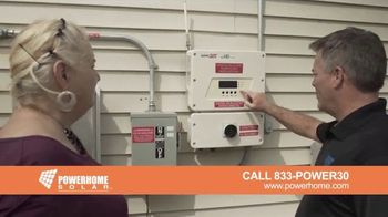 Power Home Solar & Roofing TV Spot, 'The Scariest Sight' - Thumbnail 8