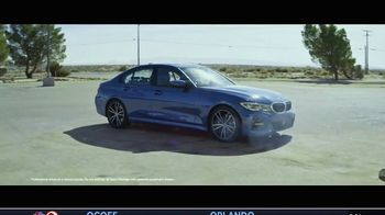 BMW Drive for a Cause Test Drive Event TV Spot, 'Technology' Song by Dennis Lloyd [T2] - 1 commercial airings