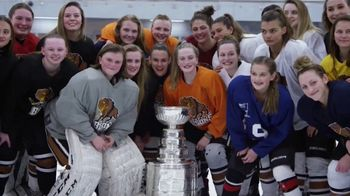 Discover Card TV Spot, 'Day With the Cup: Buffalo Ice Rink' - Thumbnail 9