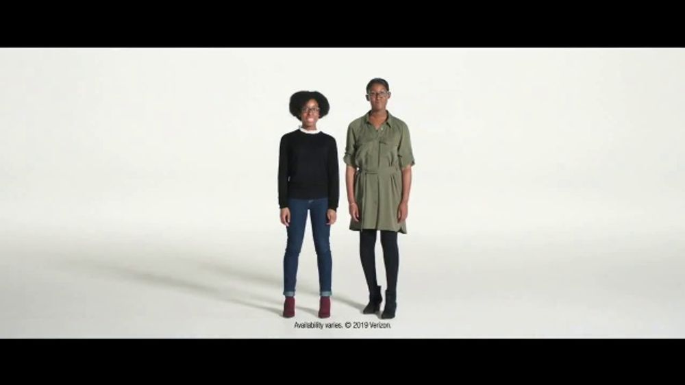 Fios by Verizon TV Commercial, 'Alissa and Aleah + Samsung' - Video