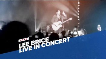 Chicagoland Speedway TV Spot, '2019 NASCAR Weekend: Live Concert' Song by Lee Brice