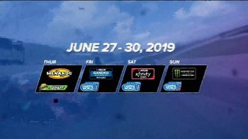 Chicagoland Speedway TV Spot, '2019 NASCAR Weekend: Live Concert' Song by Lee Brice - Thumbnail 9