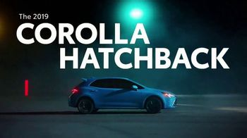 2019 Toyota Corolla Hatchback TV Spot, 'Scratches' Song by Mama Haze [T1] - Thumbnail 10