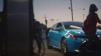 2019 Toyota Corolla Hatchback TV Spot, 'Scratches' Song by Mama Haze [T1] - Thumbnail 2