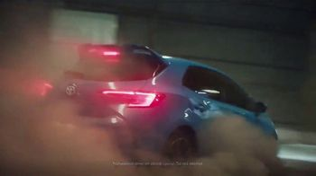 2019 Toyota Corolla Hatchback TV Spot, 'Scratches' Song by Mama Haze [T1] - Thumbnail 6