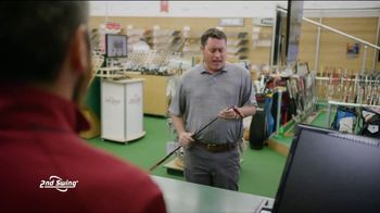 2nd Swing TV Spot, 'Patron Saint of Do-Overs: Trade In' - Thumbnail 1