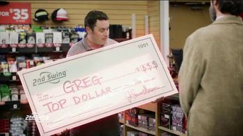 2nd Swing TV Spot, 'Patron Saint of Do-Overs: Trade In' - Thumbnail 6