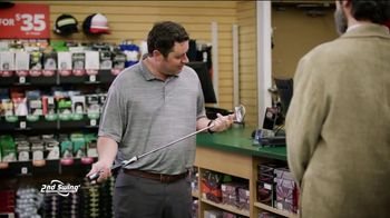 2nd Swing TV Spot, 'Patron Saint of Do-Overs: Trade In' - Thumbnail 7