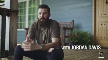 Ram Trucks TV Spot, 'CMT: Just the Beginning' Featuring Jordan Davis, Song by Jordan Davis [T1]