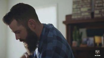 Ram Trucks TV Spot, 'CMT: Just the Beginning' Featuring Jordan Davis, Song by Jordan Davis [T1] - Thumbnail 4